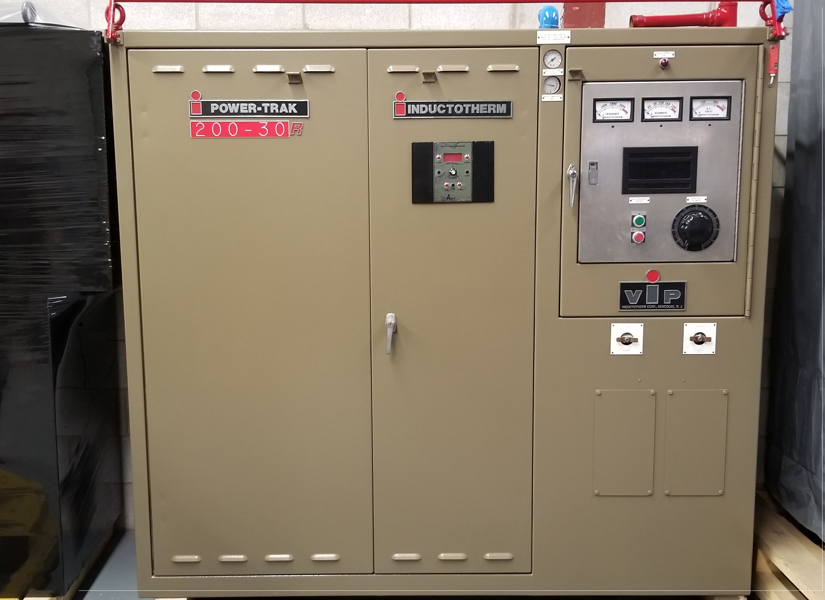 INDUCTOTHERM 200KW -30