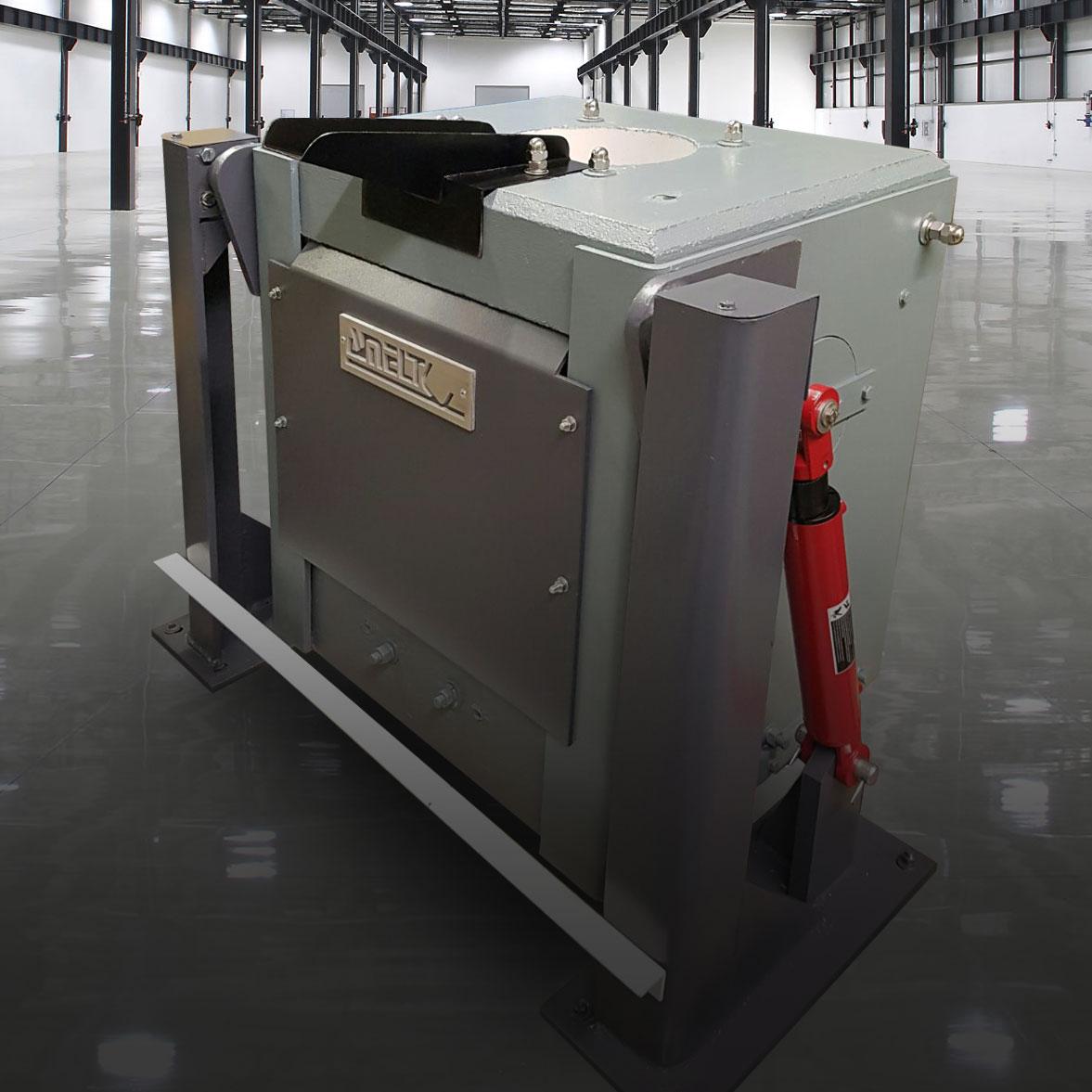 Amelt Canadian Induction Furnace Manufacturer Amp Designer