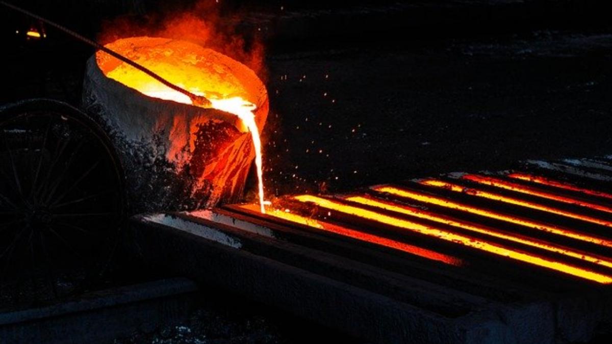 induction melting